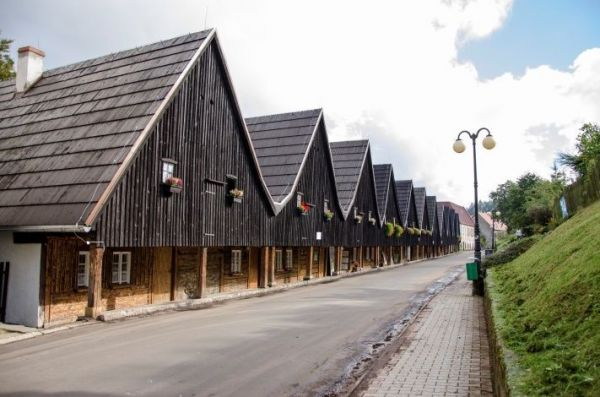 Original Silesian Weavers' Houses